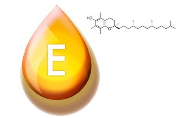 Βιταμίνη E σε υγρή μορφή