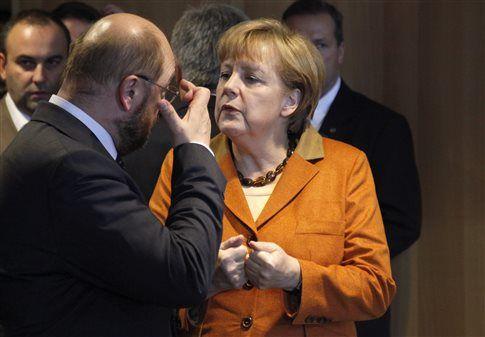 Το τέλος της μεταπολεμικής Γερμανίας