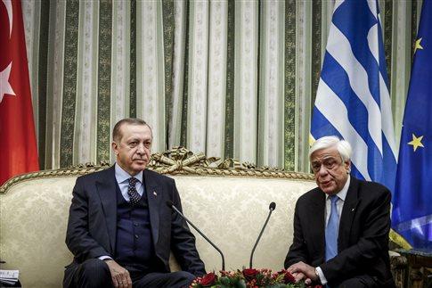 Επικαιροποίηση της συνθήκης της Λωζάνης ζητά ο Ερντογάν