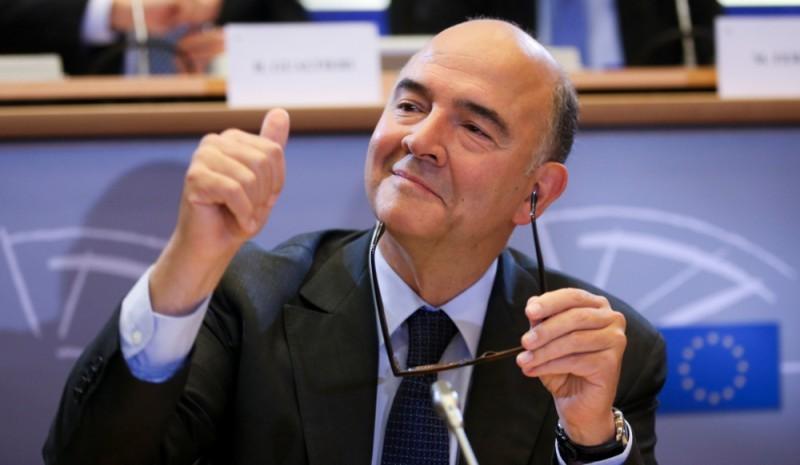 Μοσκοβισί: Είμαστε κοντά σε μια συνολική συμφωνία για το ελληνικό χρέος