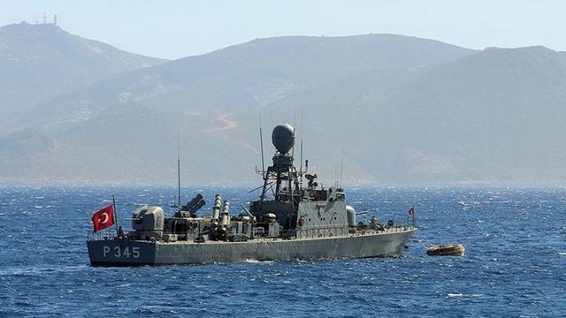Το ΓΕΕΘΑ για το περιστατικό με το τουρκικό πλοίο στο Φαρμακονήσι