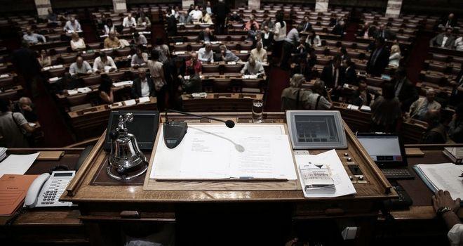 Υπερψηφίστηκε το πολυνομοσχέδιο από την Βουλή
