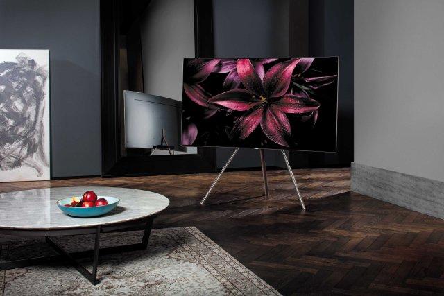 Nέα εποχή στο home entertainment με την QLED TV της Samsung