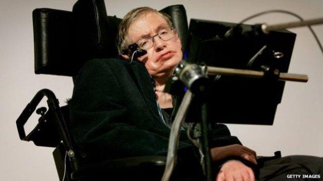 Stephen Hawking: Συμβουλές για όσους παλεύουν με την κατάθλιψη