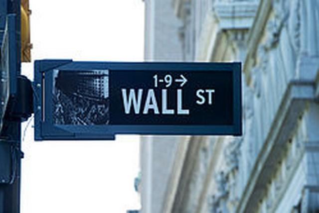 Πράσινα ταμπλό στη Wall Street