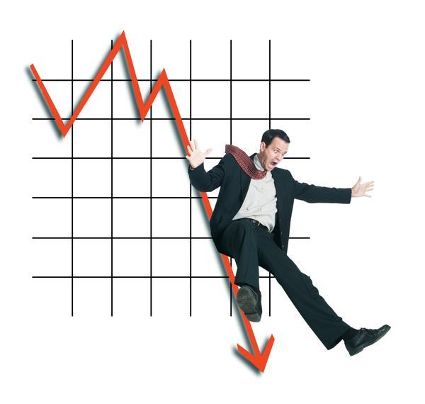 Καταιγίδα στα χρηματιστήρια,  σε καθοδική τροχιά το ΧΑ