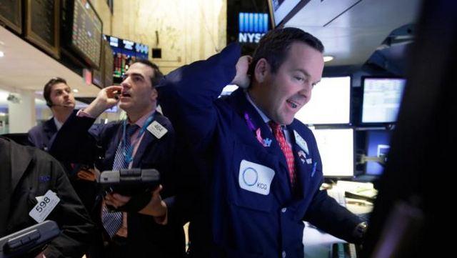 Ανοδική αντίδραση στο Χρηματιστήριο