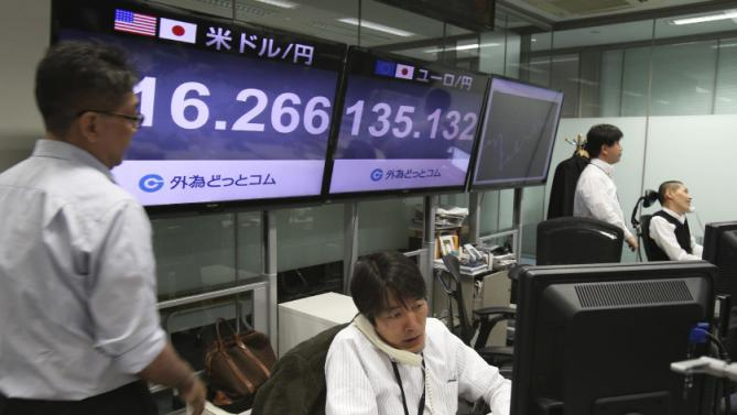 Αρνητικά πρόσημα στις ασιατικές αγορές