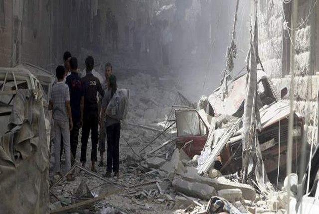 Ρωσία: Οι ΗΠΑ προστατεύουν το ΙΚ στη Συρία