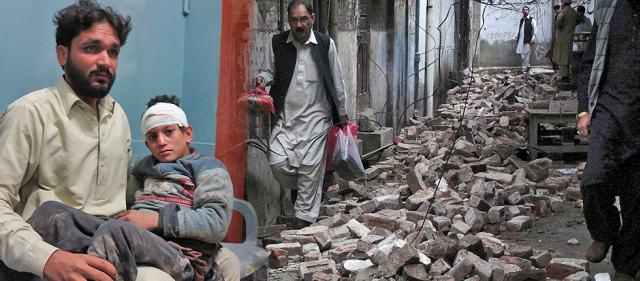 Αφγανιστάν: Αύξηση θυμάτων των άμαχων κατέγραψε ο ΟΗΕ
