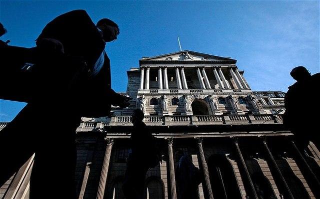 BoE: Αμετάβλητα τα επιτόκια...για την ώρα