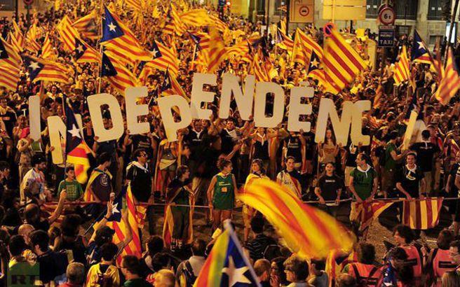 Ξεκινά η προεκλογική εκστρατεία υπέρ του «ναι» στην Καταλονία