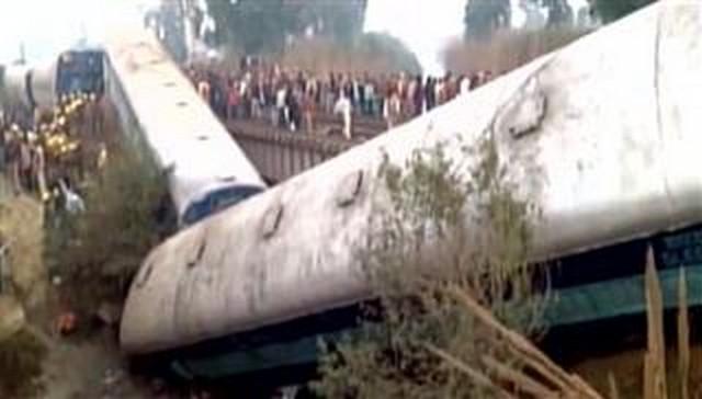 Αίγυπτος: Σύγκρουση τρένων με τουλάχιστον 42 νεκρούς