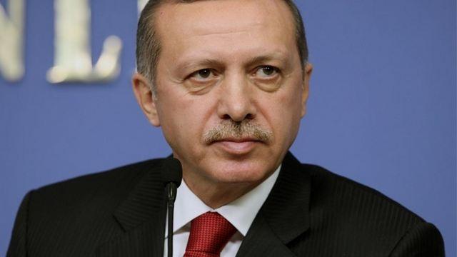Ερντογάν: Τα βήματα που έχουμε κάνει είναι σημαντικά