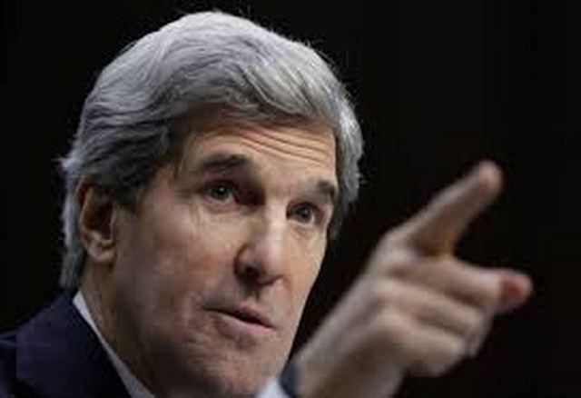 Τζον Κέρι: Οι συριακές κυβερνητικές δυνάμεις διεξάγουν «σφαγή» στο Χαλέπι