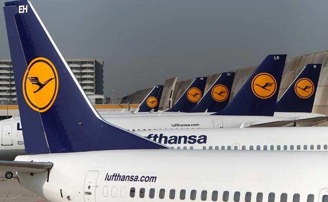 Lufthansa: ΕΒΙΤ 1,75 δισ. το 2016