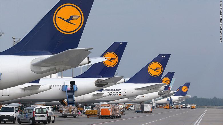 Η Lufthansa εξαγοράζει μέρος της Air Berlin