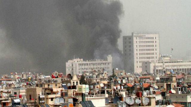 Ρωσία: Οι ΗΠΑ σχεδιάζουν να βομβαρδίσουν συνοικίες της Δαμασκού