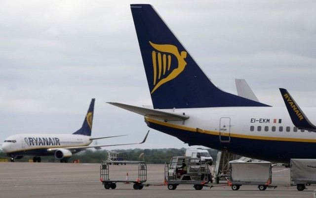 Ryanair: Νέα δρομολόγια από Θεσσαλονίκη