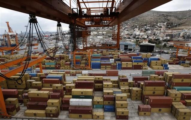 Ραγδαία αύξηση των ελληνικών εξαγωγών προς την Ολλανδία