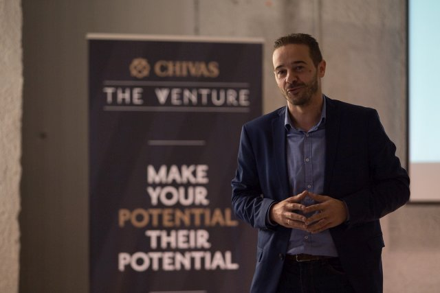 Chivas - The Venture: Ολοκληρώθηκαν τα mentoring workshops