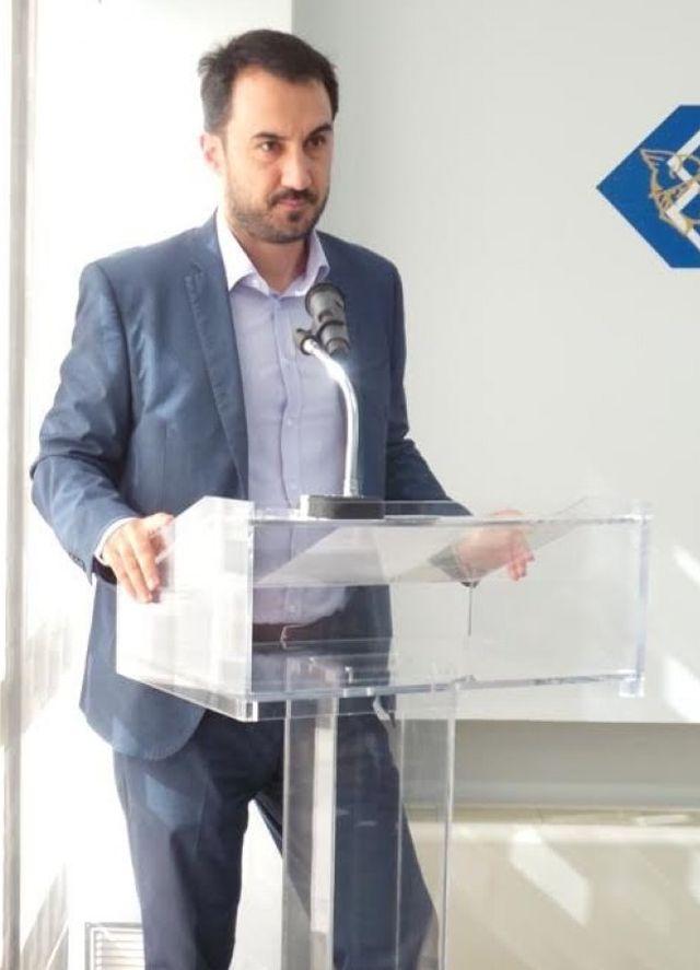 Χαρίτσης: 179 εκατ. για αναπτυξιακά προγράμματα στο Αιγαίο