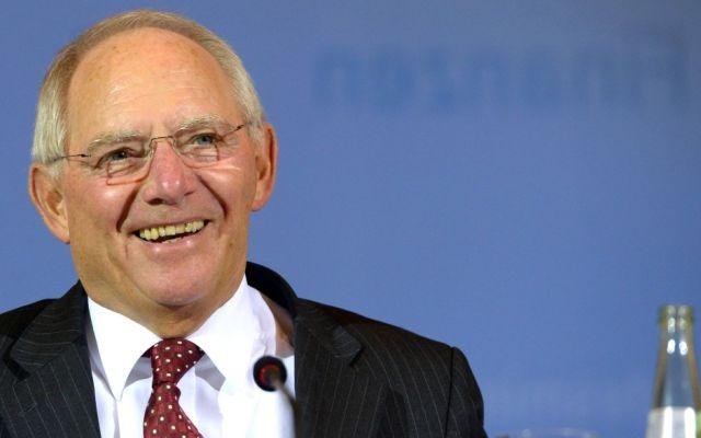 Σόιμπλε Η Ελλάδα θα μπορεί σύντομα να χρηματοδοτείται από τις αγορές