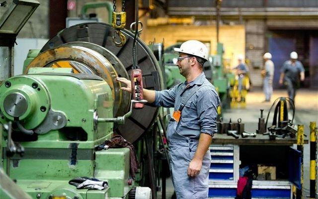 Αυξήθηκε η βιομηχανική παραγωγή τον Ιανουάριο, λόγω... βαρυχειμωνιάς και ΔΕΗ