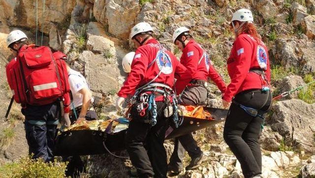 Όλυμπος: Συνεχίζεται η επιχείρηση διάσωσης του Ρουμάνου ορειβάτη