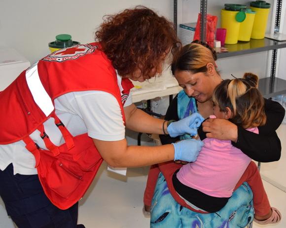 Ωραιοκάστρο: Δωρεάν εμβολιασμοί σε ανηλίκους