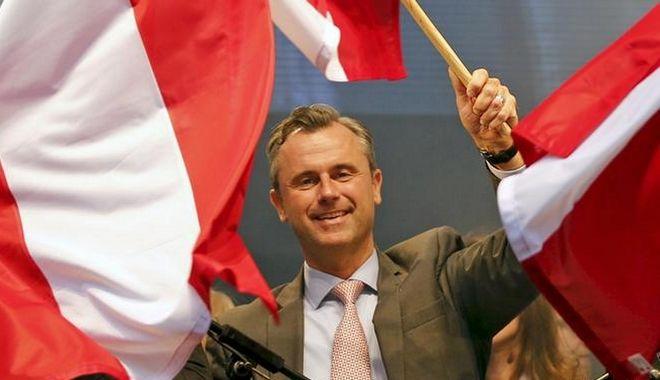 Αυστρία: Νίκη-σοκ της ακροδεξιάς στον α΄γύρο προεδρικών εκλογών