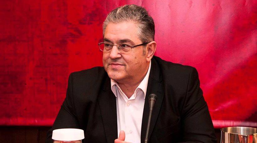 Κουτσούμπας: ΣΥΡΙΖΑ και ΝΔ τσακώνονται ποιος θα κάτσει στο σβέρκο του λαού