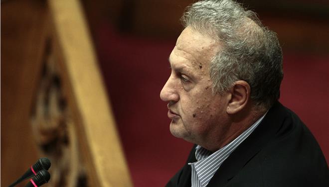 Σκανδαλίδης: Ο Παπανδρέου αφού διέσπασε το ΠΑΣΟΚ είχε και απαιτήσεις