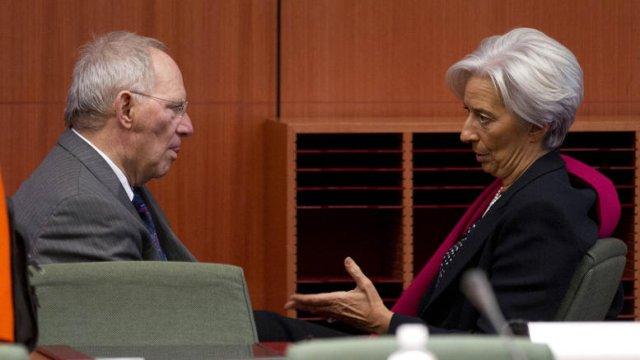 Υποχώρηση ΔΝΤ, κλείνει η αξιολόγηση