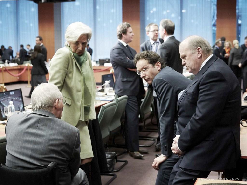 Το ΔΝΤ πάει την αξιολόγηση Ιούνιο!