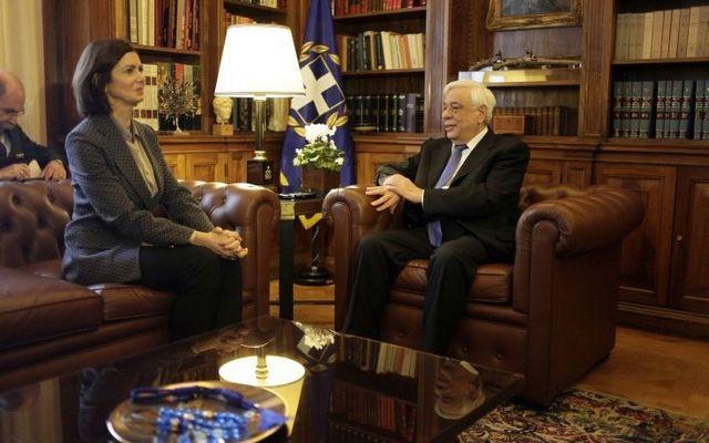 Παυλοπουλος: Ανάγκη υπεράσπισης του κοινωνικού κράτους