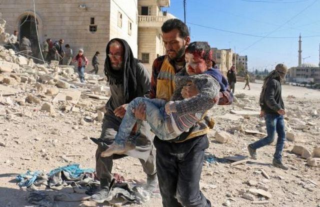 ΟΗΕ: Αντάρτες στο Χαλέπι χρησιμοποιούν αμάχους σαν ανθρώπινες ασπίδες