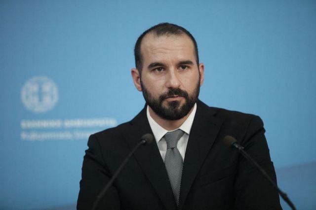 Τζανακόπουλος: Έξοδος στις αγορές για βέλτιστη διαχείριση του δημόσιου χρέους