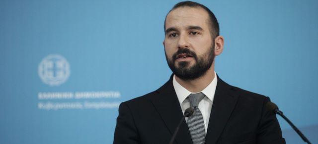 Τζανακόπουλος: Θα υπερασπιστούμε με αποφασιστικότητα τα κυριαρχικά δικαιώματα