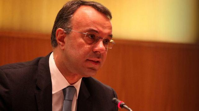 Σταϊκούρας: Δεν θα γίνουμε δεκανίκι στην κυβερνητική αποτυχία