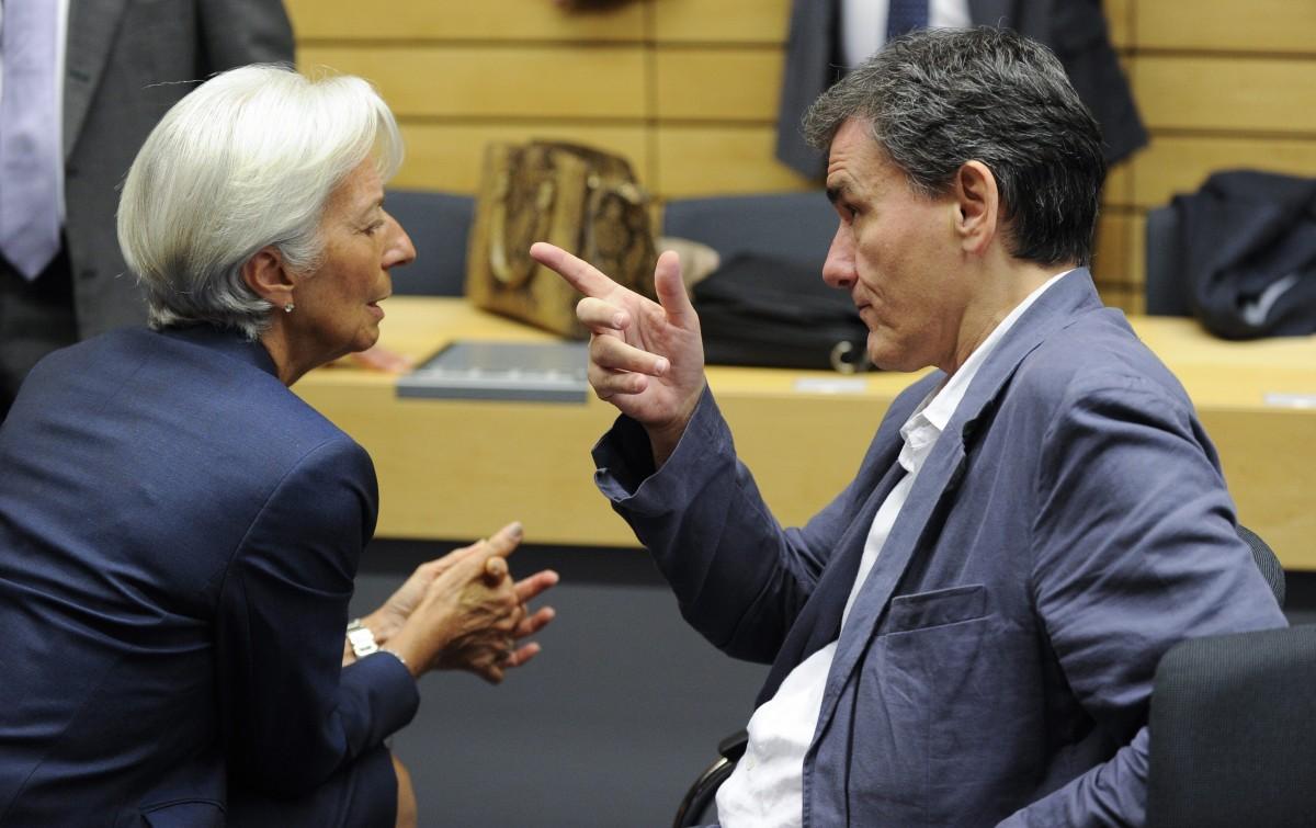 Νάρκη ΔΝΤ στη διαπραγμάτευση