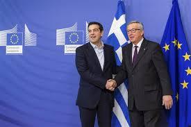 Τι είπαν Τσίπρας - Γιούνκερ για το Κυπριακό