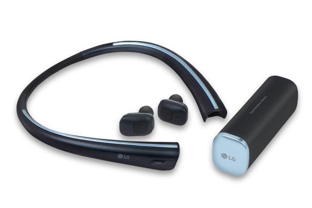 LG Tone Studio και Tone Free: Nέα όρια στην καινοτομία του wearable ήχου