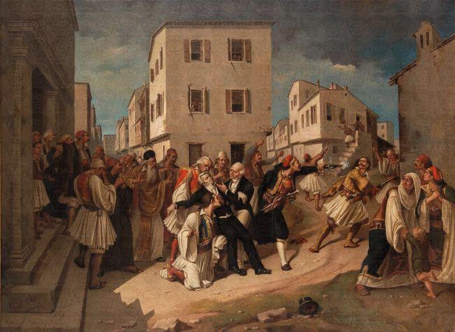 ΠτΔ: Εγκαίνια στο μουσείο του Ιωάννη Καποδίστρια στην Κέρκυρα