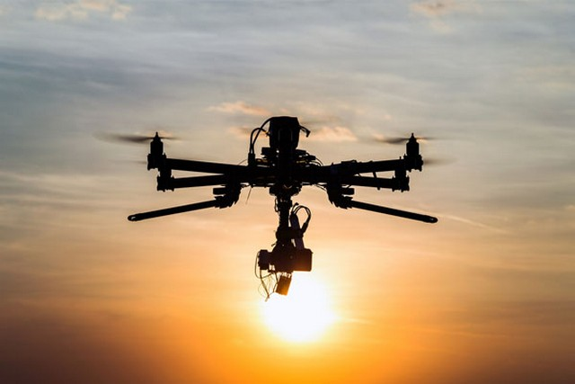 Ρεκόρ ύψους από drone που πέταξε στα 5.000 μέτρα