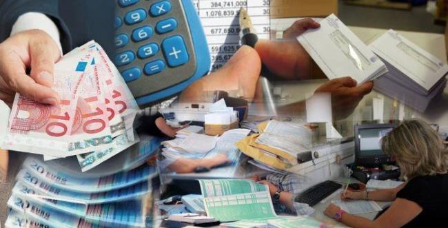 Ρύθμιση για χρέη μέχρι 3.000 ευρώ σε εφορία-Ταμεία