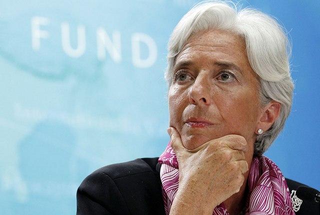 Λαγκάρντ προς Έλληνες τραπεζίτες: Μειώστε τα «κόκκινα δάνεια»