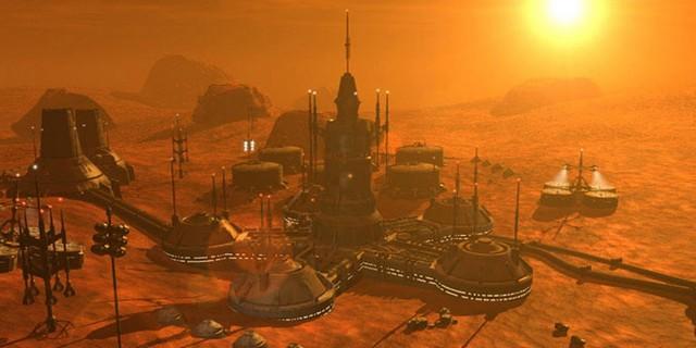 Ο Elon Musk φέρνει πιο κοντά τον Άρη!