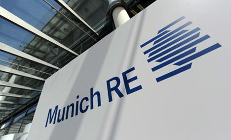 Munich Re: Καθαρά κέρδη €733 εκ. το β' 3μηνο με combined ratio 93,9%