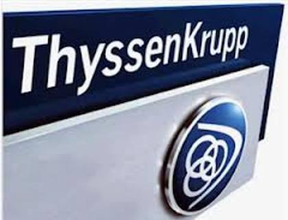 Πτώση κερδών για την Thyssenkrupp το γ' τρίμηνο